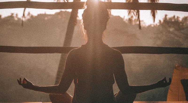 Voit aina meditoida vapaasti hyvinvointitapahtumassa