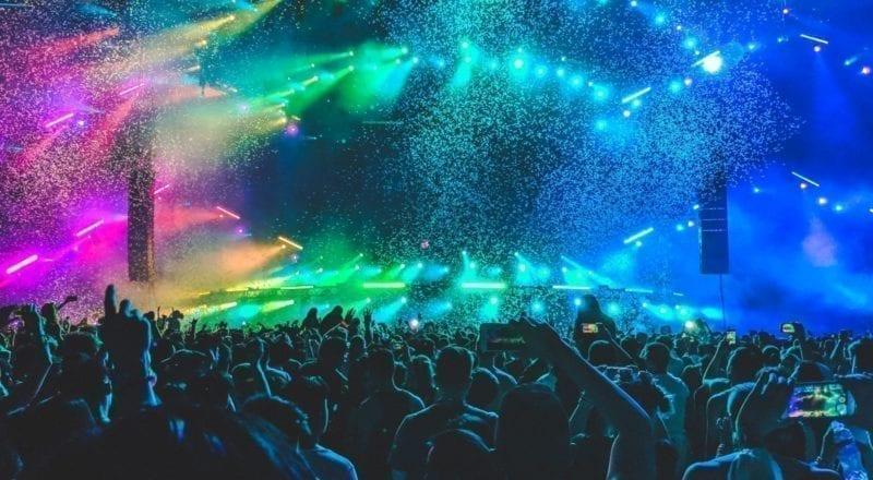 Musiikkifestivaalin järjestämisen kulut
